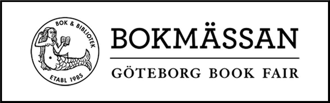 Bild på bokmässans logga